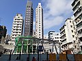 HK YMT 油麻地 Yau Ma Tei 吳松街 Woosung Street near 甘肅街 Kansu Street 西貢街 Saigon Street building shops February 2020 SS2 18.jpg