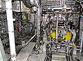 HMCS Bras d'Or engine room 01.jpg