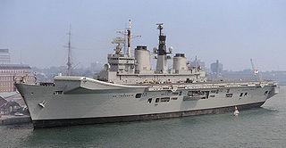 HMS <i>Illustrious</i> (R06)
