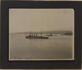 HMS Monmouth leaving Esquimalt Harbor with Prince Fushimi (HS85-10-18532) original.tif