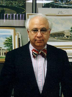 Hisham N. Ashkouri - Hisham N. Ashkouri Portrait