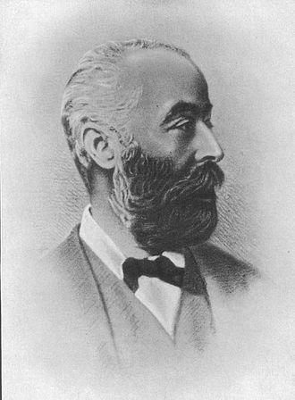 Henry Benedict Medlicott - Portrait
