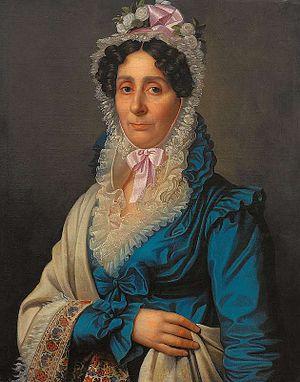 Heinrich Christoph Kolbe - Image: H C Kolbe Portrait einer Dame