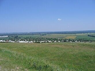 Căușeni District - Hagimus (population: 2731)