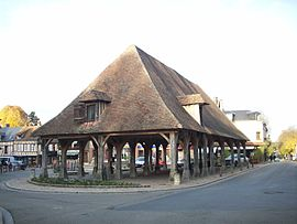 17th century covered market