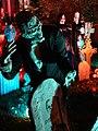 Halloween Ghoul Display - Clinton Street - Hackensack - New Jersey - USA - 09 (10354428116).jpg