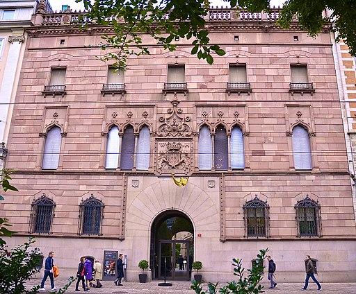 Hallwylska palatset, Stockholm