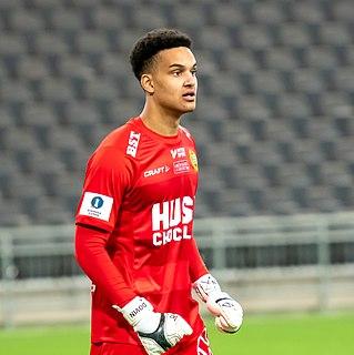 Oliver Nnonyelu Dovin Swedish footballer