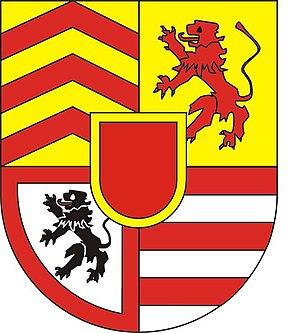 Upper Rhenish Circle - Image: Hanau Lichtenberg