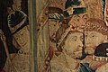 Hanging of the Destruction of Jerusalem. Neron, Vespasian and Titus. Detail.Tapestry, Tournai 1465-1475. MTMAD Lyon. MT 25926..jpg
