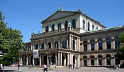 "The Staatsoper (""state opera"") is housed in its classical 19th century opera house."