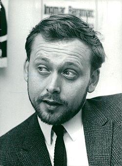 Hans Bjergstrøm 1968.