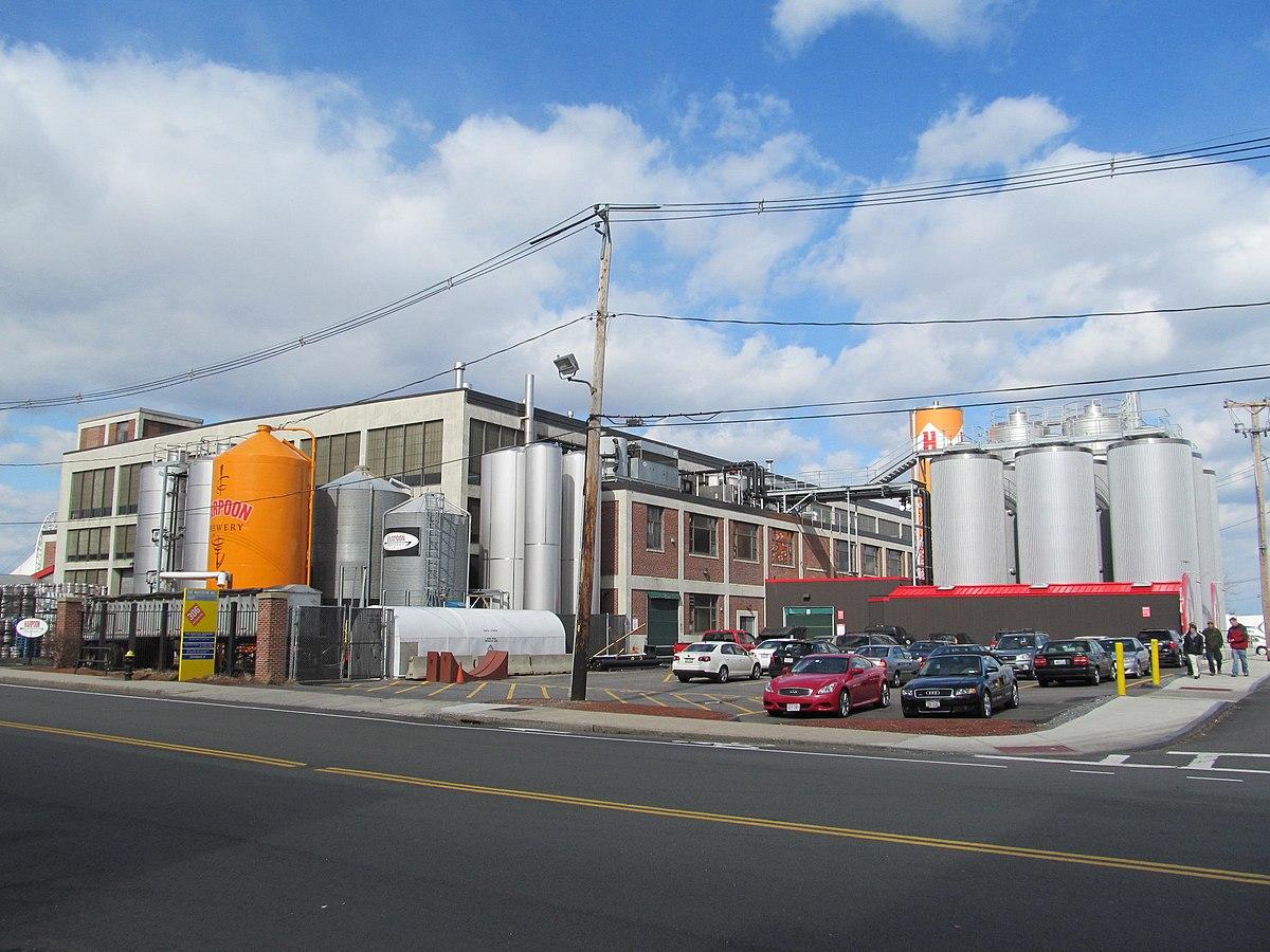 Harpoon Brewery, Boston MA.jpg