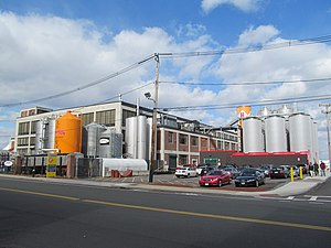 Harpoon Brewery - Harpoon Brewery in Boston