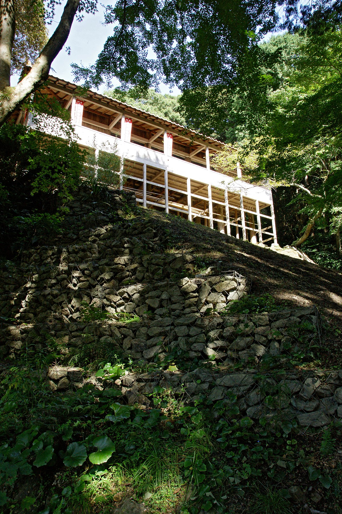 長谷寺 (倉吉市) - Wikipedia
