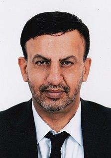 Hashmat Ghani Ahmadzai Afghanistan politician