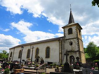 Haute-Vigneulles Commune in Grand Est, France