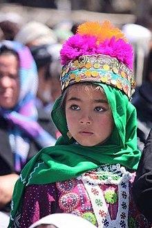 Hazara girls