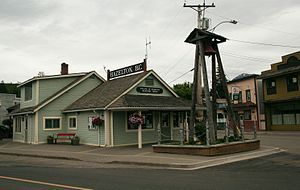 Hazelton, British Columbia - Village of Hazelton Municipal Office