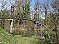 Hebebrücke (-Steg) bei Leopldshafen I - panoramio.jpg