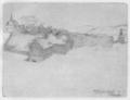 Heinrich Seufferheld Staedtchen im Schnee opus 44,3 1896-97.png