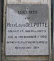 Heldenhuldezerkje Louis Delputte 01.jpg