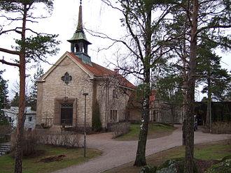 Kulosaari - Church of Kulosaari