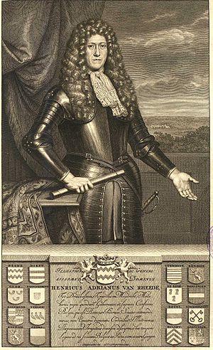 Hendrik van Rheede - Image: Henricus Adrianus Van Rheede