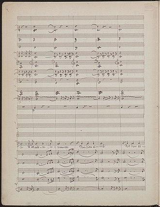 Henri Vieuxtemps - Sheet music for La Fiancée de Messine from the King Baudouin Foundation.