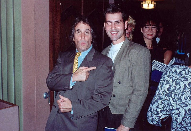 File:Henry Winkler at the AIDS Project Los Angeles (APLA) benefit.jpg