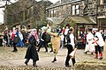 Heptonstall Pace Egg Play, Weavers Square - geograph.org.uk - 818914.jpg