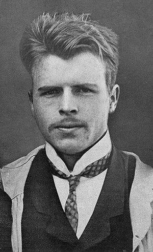 Hermann Rorschach - Rorschach in 1921