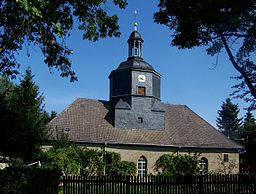 Herrengosserstedt Kirche