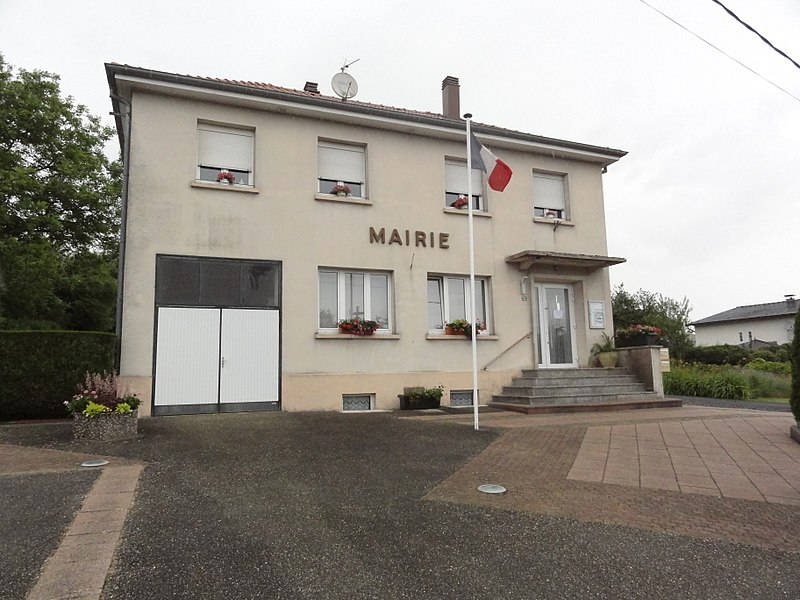 Hertzing (Moselle) mairie
