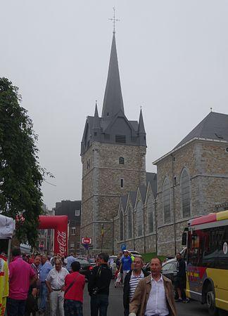 Herve - Tour de Wallonie, étape 4, 29 juillet 2014, départ (A14).JPG