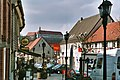 Herzberg am Harz, view from the town square to the castle.jpg