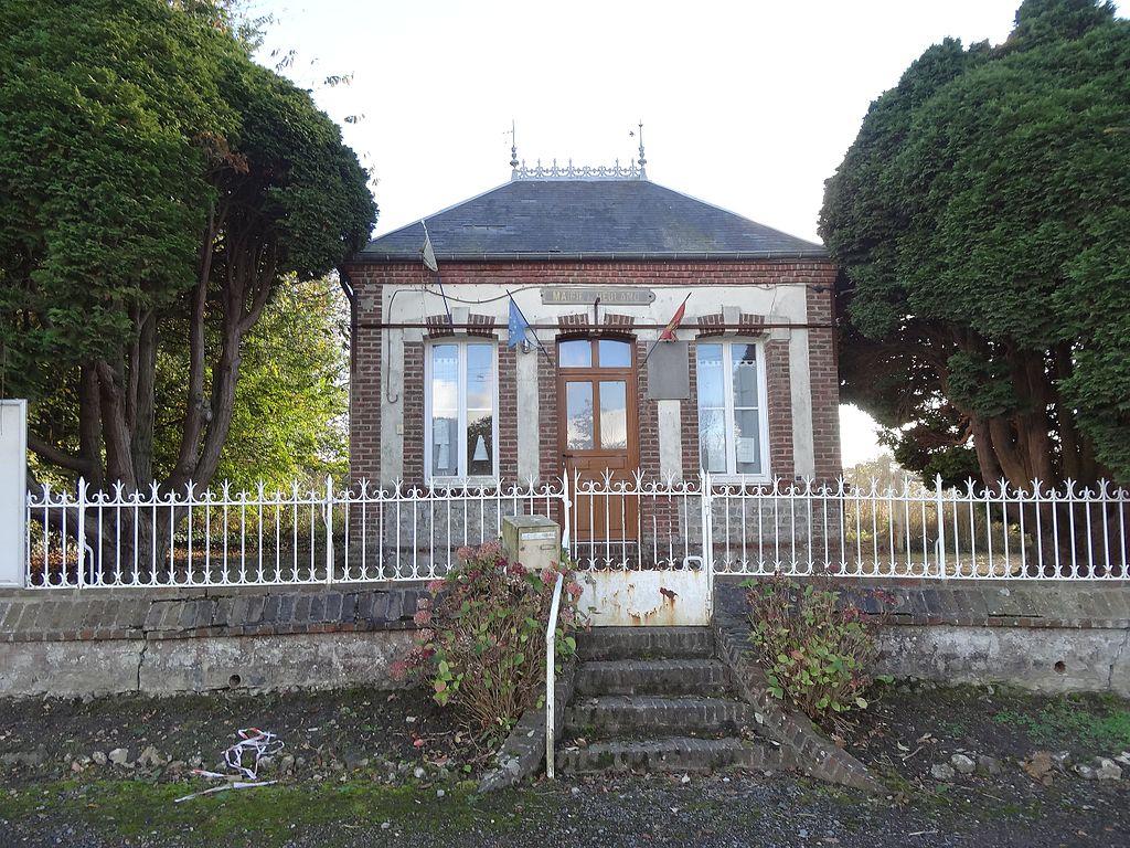 Heuland (Calvados) Mairie.jpg