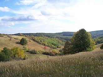 Transdanubia - Hills in Baranya County, Hungary
