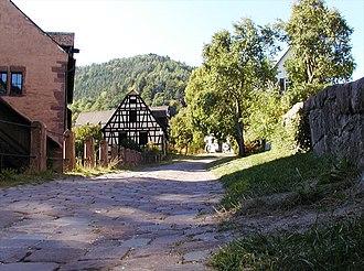 Hirsau - Image: Hirsau kloster 1