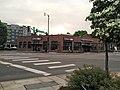 Historic Building, Brown's Garage in downtown Redmond.jpg