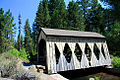 Hixon Crossing Covered Bridge (Deschutes County, Oregon scenic images) (desDB3235).jpg