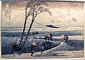 Hokusai, trentasei vedute del monte fuji, eiri in provincia di suruga, 1830-32.JPG