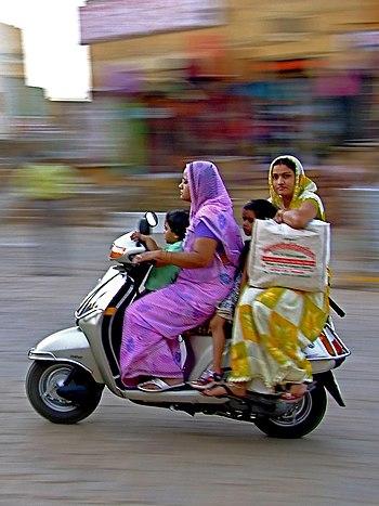 Honda Activa @ India