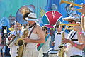 Honk Fest West 2015, Georgetown, Seattle - Carnival Band 43 (19069740475) (2).jpg