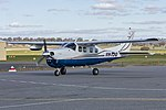 Horsham Aviation Services (VH-TJQ) Cessna P210R Centurion at Wagga Wagga Airport.jpg
