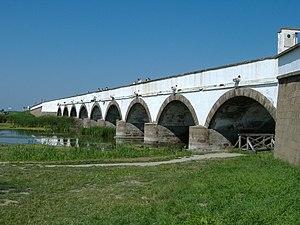 Hortobágy National Park - Image: Hortobagy híd