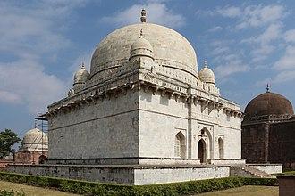 Mandu, Madhya Pradesh - Mausoleum of Hoshang Shah