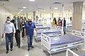 Hospital de campanha da Arena Mané Garrincha tem 173 leitos (49885048982).jpg