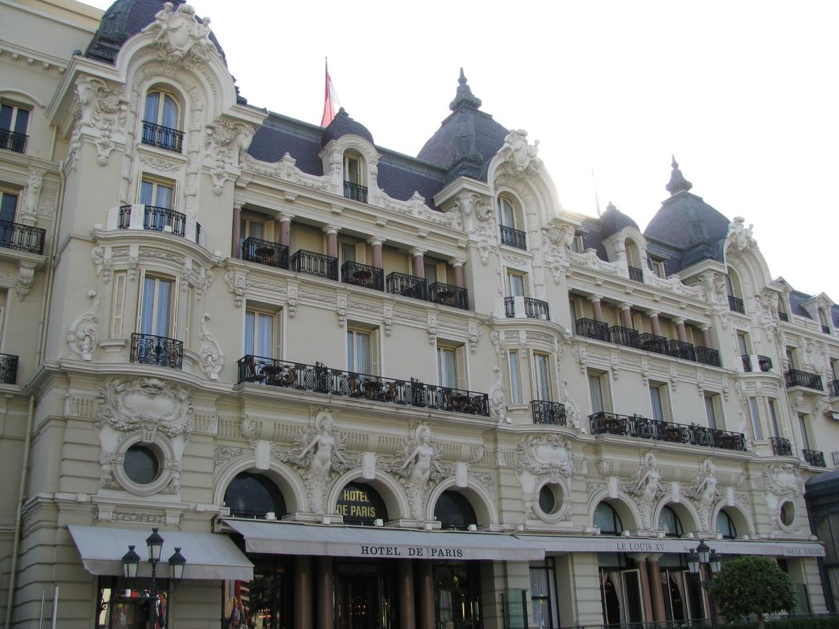 H tel de paris monte carlo wikipedia for Hoteles de diseno en paris