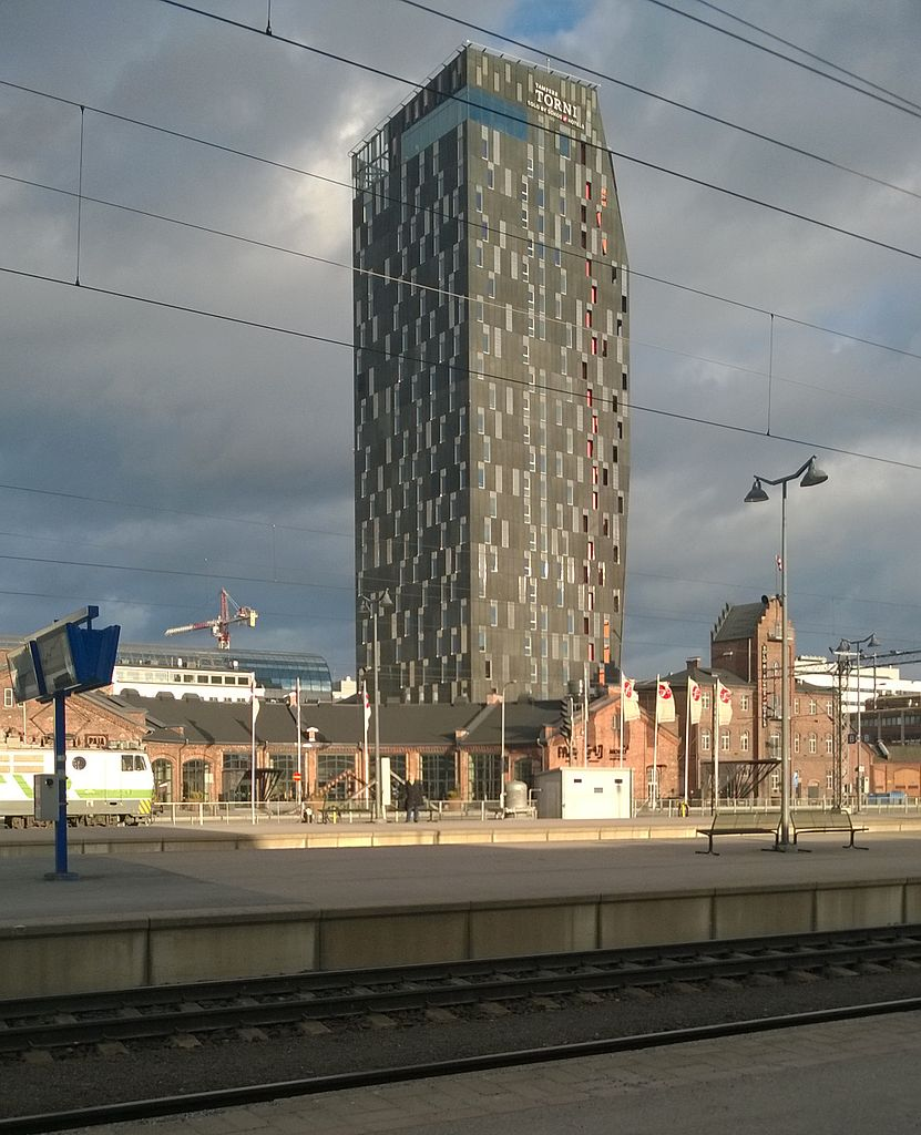 Tampere Finland  city photos gallery : Tampere Finland SkyscraperCity